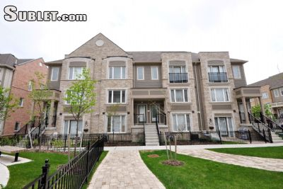 Image 1 either furnished or unfurnished 2 bedroom Townhouse for rent in Mississauga, Peel Region