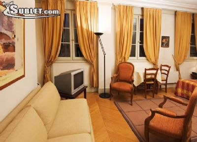 Image 3 furnished 1 bedroom Apartment for rent in 1st-arrondissement, Paris