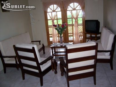 Image 1 furnished 2 bedroom Apartment for rent in Gros Islet, Saint Lucia