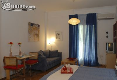 Image 3 furnished Studio bedroom Apartment for rent in Athens, Athens