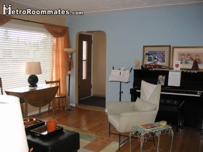 Image 4 Furnished room to rent in Queen Mary Park, Edmonton Central 1 bedroom House