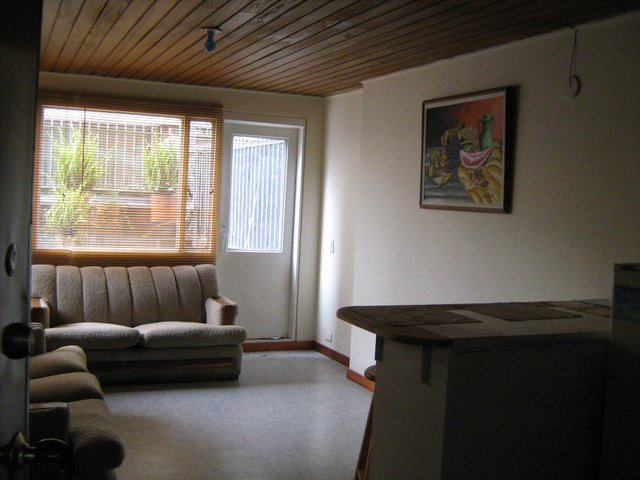 Image 1 furnished 1 bedroom Apartment for rent in Santa Fe, Bogota