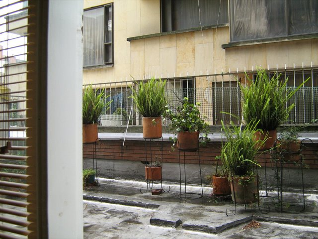 Image 3 furnished 1 bedroom Apartment for rent in Santa Fe, Bogota