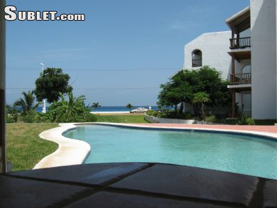 Image 1 furnished 2 bedroom Apartment for rent in Cozumel, Quintana Roo