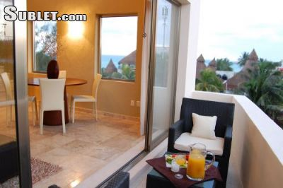 Image 3 furnished 2 bedroom Apartment for rent in Playa Del Carmen, Quintana Roo