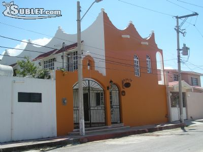 Image 1 furnished 1 bedroom Apartment for rent in Cozumel, Quintana Roo