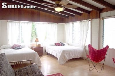 Image 6 Furnished 3 bedroom House for rent in Kailua, Oahu