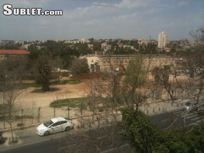 Image 4 furnished 3 bedroom Apartment for rent in Abu Tor, Southern Jerusalem