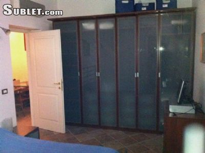 Image 1 either furnished or unfurnished 1 bedroom Apartment for rent in Borgo, Roma (City)