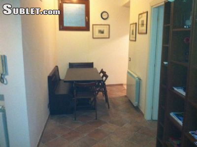 Image 2 either furnished or unfurnished 1 bedroom Apartment for rent in Borgo, Roma (City)