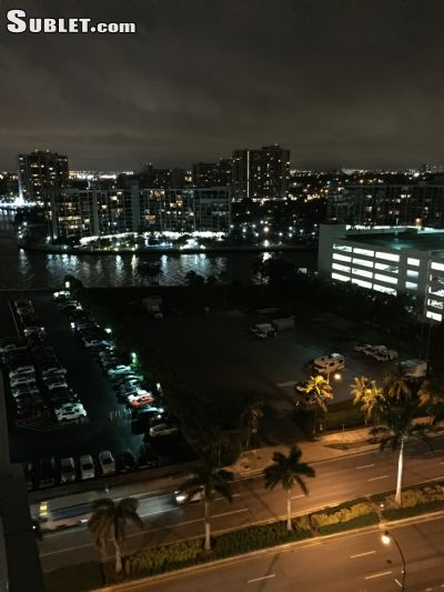 Image 1 furnished 1 bedroom Apartment for rent in Hallandale Beach, Ft Lauderdale Area