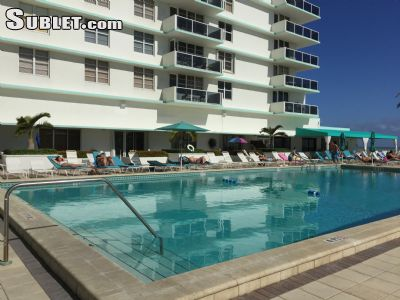 Image 9 furnished 1 bedroom Apartment for rent in Hallandale Beach, Ft Lauderdale Area