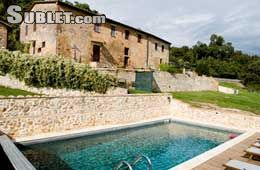 Image 4 furnished 2 bedroom House for rent in Sovicille, Siena