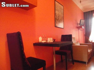 Image 1 furnished Studio bedroom Apartment for rent in Istanbul, Marmara