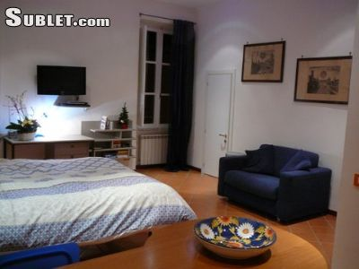 Image 6 furnished Studio bedroom Apartment for rent in Monti, Roma (City)