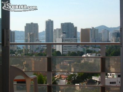 Image 2 furnished 2 bedroom Apartment for rent in Acapulco, Guerrero
