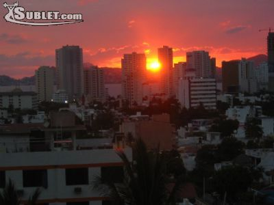 Image 4 furnished 2 bedroom Apartment for rent in Acapulco, Guerrero