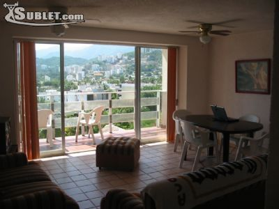 Image 8 furnished 2 bedroom Apartment for rent in Acapulco, Guerrero