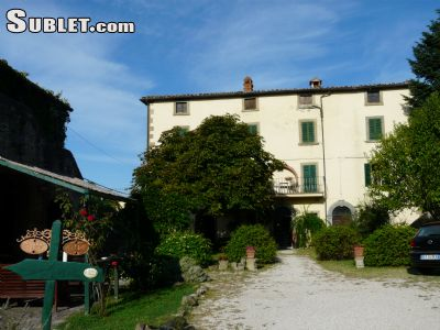 Image 1 furnished 5 bedroom Hotel or B&B for rent in Lisciano Niccone, Perugia