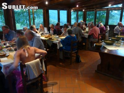 Image 6 furnished 5 bedroom Hotel or B&B for rent in Lisciano Niccone, Perugia