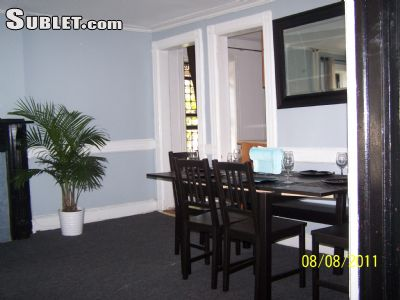 Image 3 furnished 1 bedroom Townhouse for rent in Crown Heights, Brooklyn