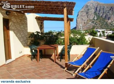 Image 1 furnished 2 bedroom Apartment for rent in San Vito Lo Capo, Trapani