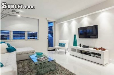 Image 4 furnished 1 bedroom Apartment for rent in Miami Beach, Miami Area