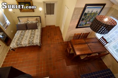 Image 5 furnished Studio bedroom Townhouse for rent in Coral Gables, Miami Area