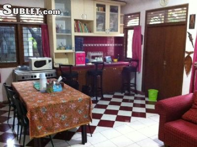 Image 1 furnished 2 bedroom Hotel or B&B for rent in South Jakarta, Jakarta