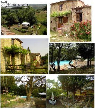 Image 4 Room to rent in Montegabbione, Terni 5 bedroom Apartment