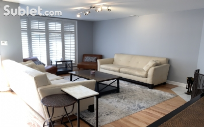Image 7 furnished 3 bedroom Townhouse for rent in Lincoln Park, North Side