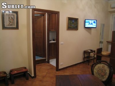 Image 4 furnished 1 bedroom Apartment for rent in Prati, Roma (City)