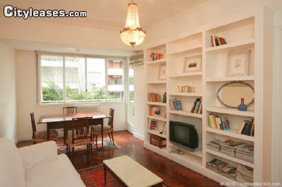Image 1 furnished 2 bedroom Apartment for rent in Recoleta, Buenos Aires City