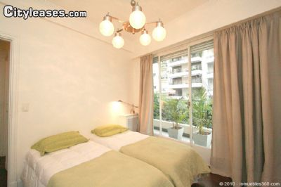 Image 4 furnished 2 bedroom Apartment for rent in Recoleta, Buenos Aires City