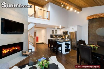 Image 2 furnished 4 bedroom Townhouse for rent in Whistler, Vancouver Area