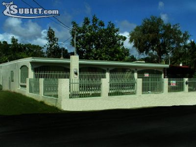 Image 1 either furnished or unfurnished 3 bedroom House for rent in Humacao, East Puerto Rico