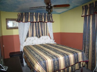 Spanish Town Furnished 2 Bedroom Apartment For Rent 1500
