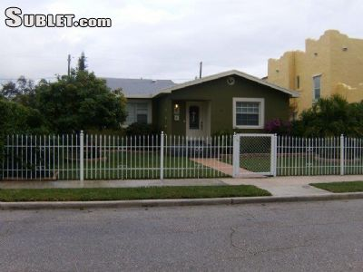 Image 4 furnished 2 bedroom House for rent in West Palm Beach, Ft Lauderdale Area