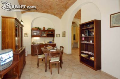 Image 2 furnished Studio bedroom Apartment for rent in Tiburtino, Roma (City)
