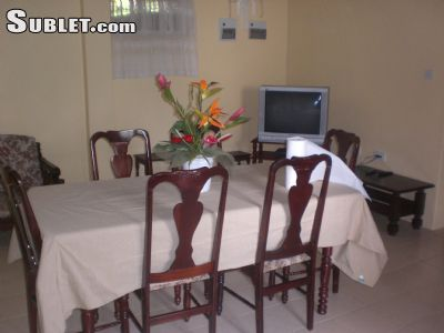 Image 1 either furnished or unfurnished 1 bedroom Apartment for rent in Saint Patrick, Grenada