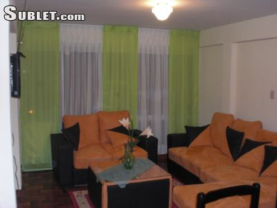 Image 1 furnished 3 bedroom Apartment for rent in La Paz, La Paz BO