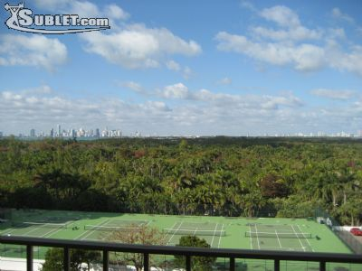 Image 2 furnished 1 bedroom Apartment for rent in Key Biscayne, Miami Area