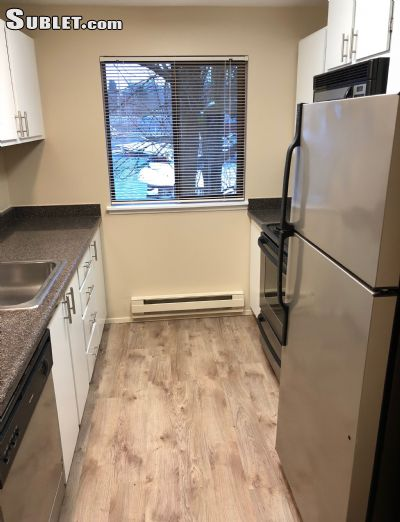 Image 2 unfurnished 1 bedroom Apartment for rent in Bothell-Kenmore, Seattle Area