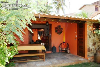 Image 1 either furnished or unfurnished 2 bedroom House for rent in Fortaleza, Ceara