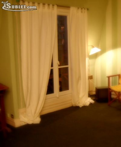Image 4 furnished Studio bedroom Apartment for rent in 16th-arrondissement, Paris