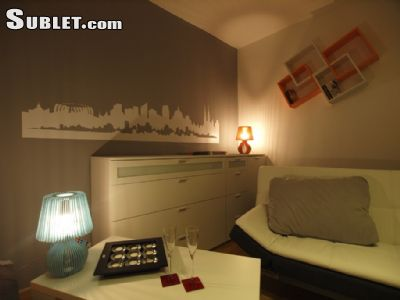 Image 10 furnished Studio bedroom Apartment for rent in Maksimir, Zagreb