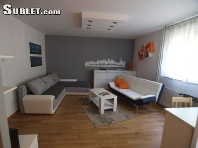 Image 2 furnished Studio bedroom Apartment for rent in Maksimir, Zagreb