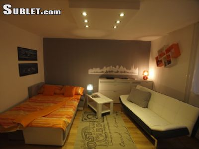 Image 4 furnished Studio bedroom Apartment for rent in Maksimir, Zagreb