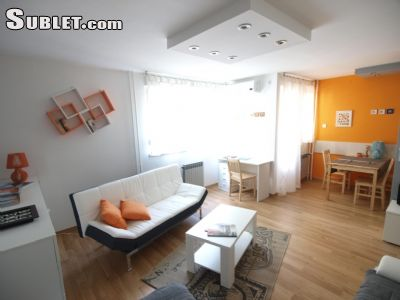 Image 9 furnished Studio bedroom Apartment for rent in Maksimir, Zagreb