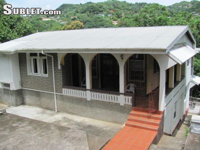 Image 1 furnished 2 bedroom Apartment for rent in Saint George, Grenada
